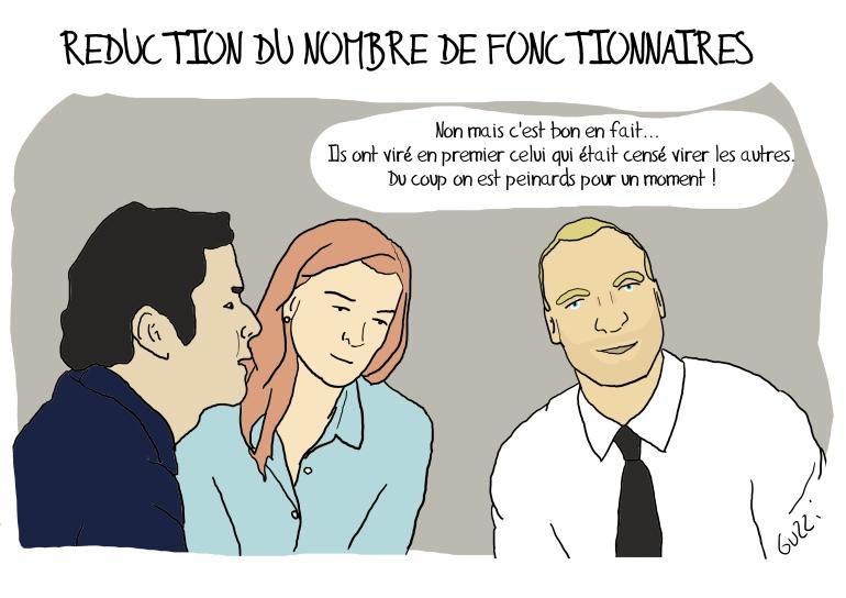 Fonctionnaires
