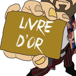 LIVRE D'OR