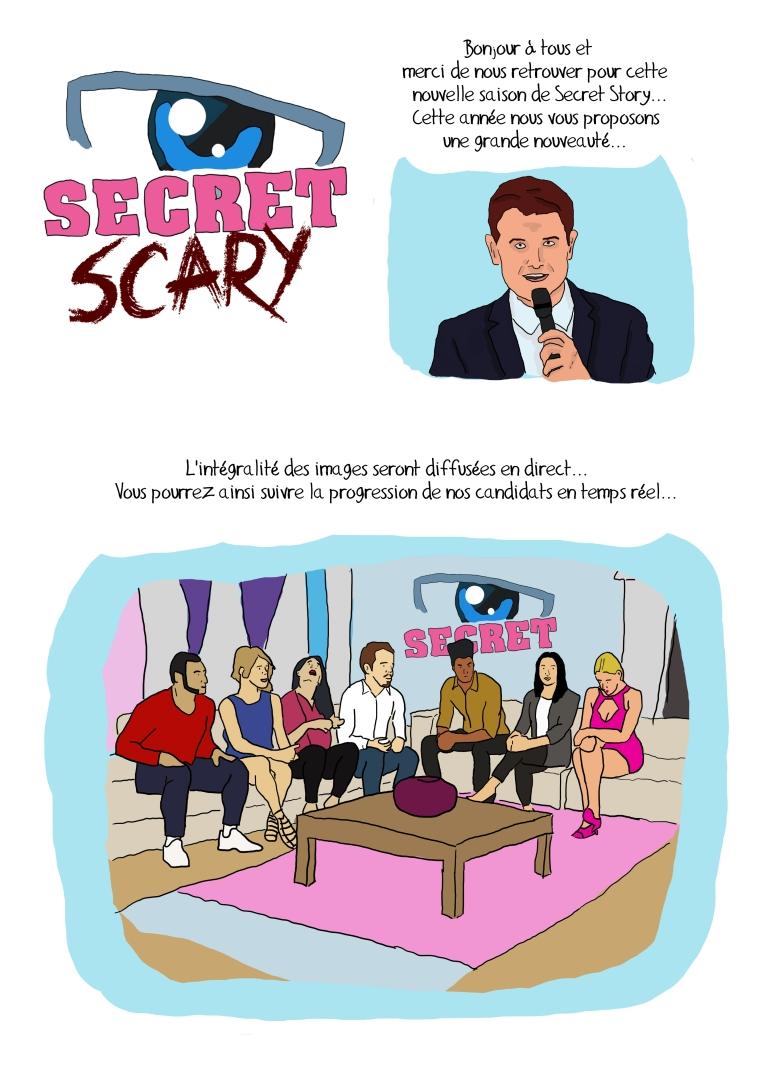 SECRET SCARY 01