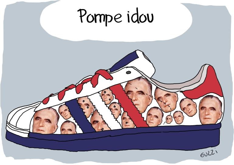 POMPE IDOU