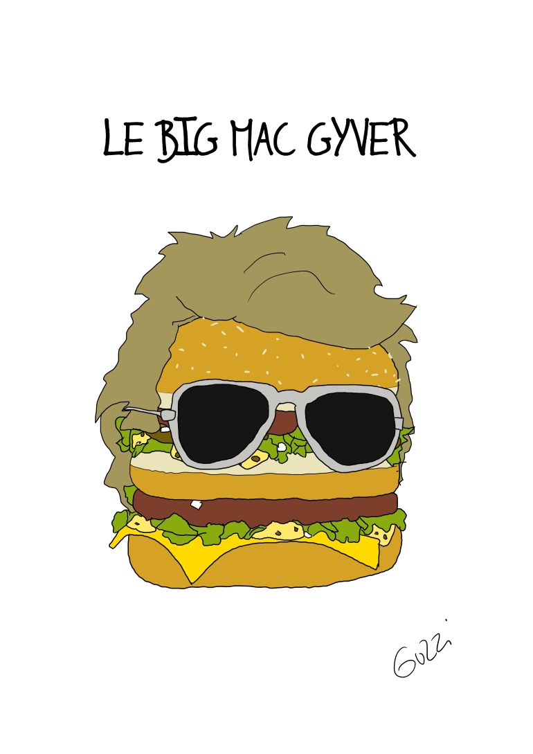 BIG MAC GYVER