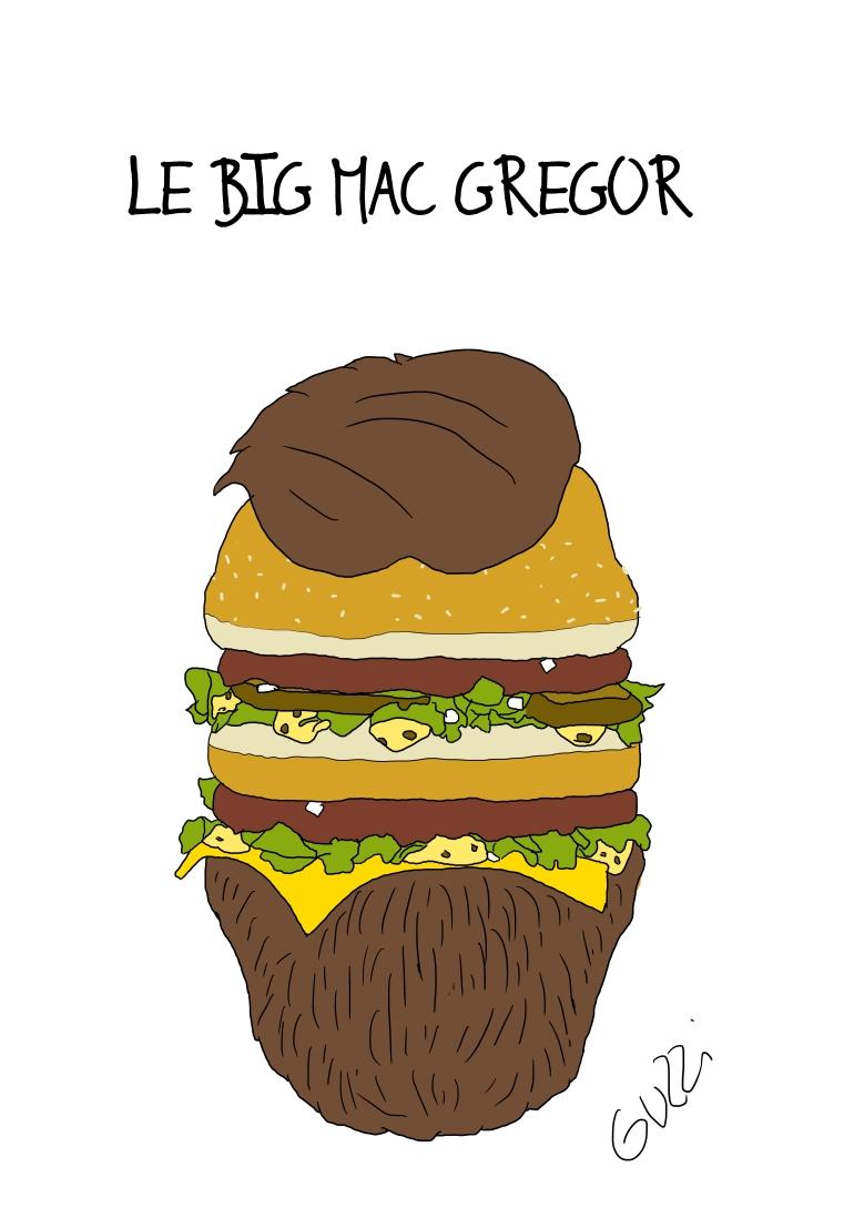 BIG MC GREGOR