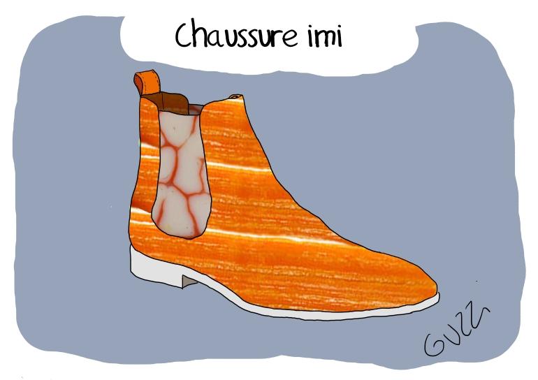 Chaussure Imi